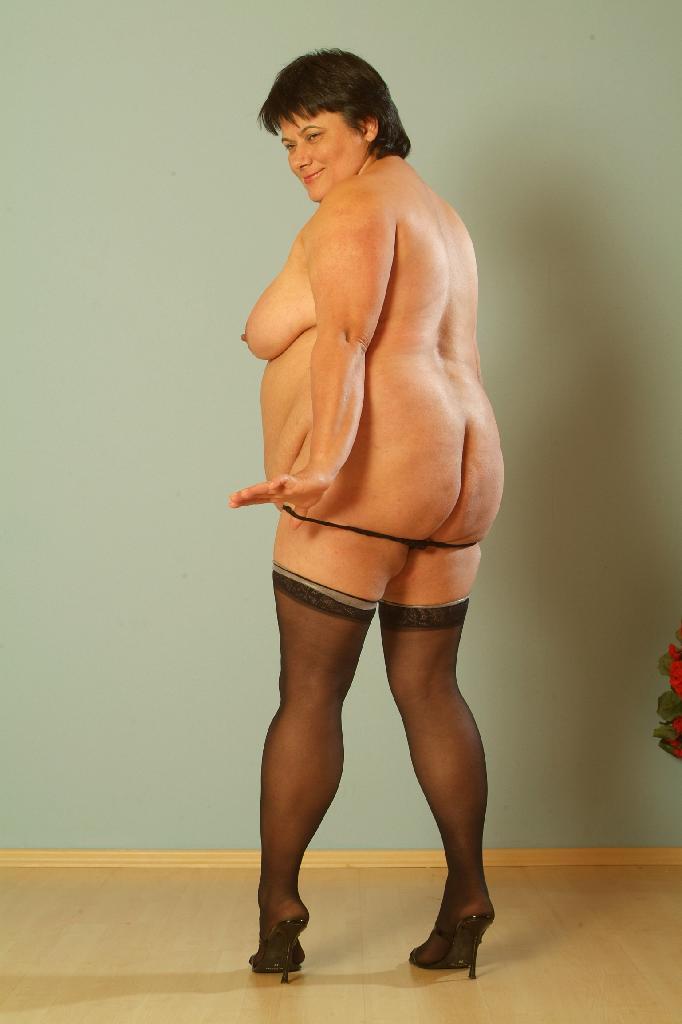 Thick bbw legs chubby